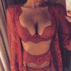 pinterest: amberluxxe // lingerie