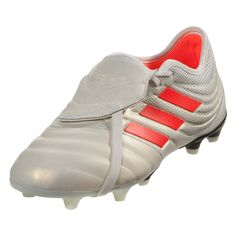 ba130d9bc79 adidas Copa Gloro 19.2 FG Soccer Cleat Off White Solar Red Core Black-