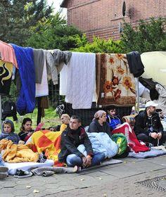 Hamburg, Hungerstreik