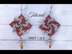 Silver Flowers Bracelet - Tutorial - YouTube