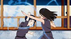 Hinata and Hanabi Hyuuga (Ep:filler)
