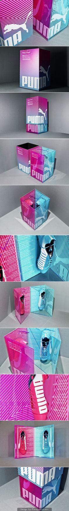 Puma #FIFA World Cup™ 2014 Tricks Collection #packaging #verpakking. http://www.boxerbranddesign.com/blog/
