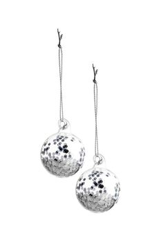 2-pack Christmas decorations | H&M