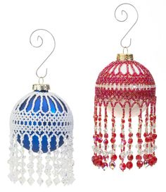 We've got Christmas covered - Featured in the August 2012 issue of Bead Magazine