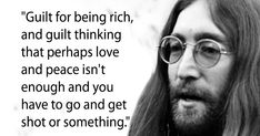 """As usual, there is a great woman behind every idiot."" -- John Lennon. #HappyBirthday #Lennon #JohnLennon #TheBeatles #rockandroll #ILoveLennon"