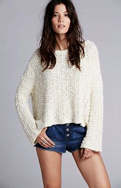 FREE PEOPLE MID RISE CUTOFFS CARRIE WASH $68- CALL SPLASH TO ORDER 314-721-6442