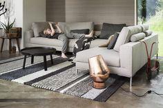 perletta carpets structures mix vloerkleed wol grijs wit
