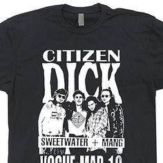 Nirvana Guitar Black TALL T Shirt New Official Kurt Cobain Band Big Sizing