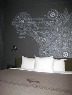 Look!:  A Tour of Portlands Ace Hotel