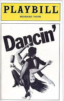 Dancin' - Wikipedia, the free encyclopedia  1,774 performances