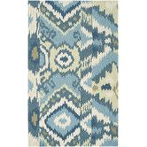 Found it at Wayfair - Brentwood Teal Blue Rug