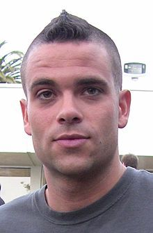 "Mark Salling - Born in Dallas, Texas. Actor & musician best known for portraying Noah ""Puck"" Puckerman on the Award-winning uber-mega-hit TV series Glee."