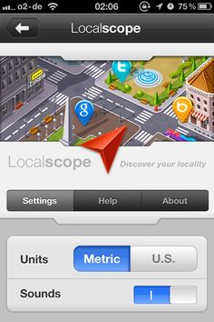Localscope - Make Better Apps - Reviews für iPhone, iPad and Mac Apps