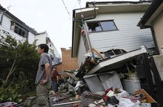 Tornadoes rip through Japan | Severe weather slammed into the suburbs of Tokyo on Monday injuring over 60 people.