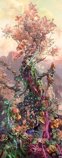 Phosphorus Tree by Andy Thomas