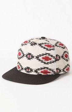 Vans Salton II Jockey Strapback Hat at PacSun.com 8dc6c88a274