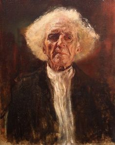 Portrait painted by Gustav Klimt: