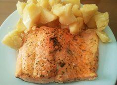 Salmón al curry para #Mycook http://www.mycook.es/cocina/receta/salmon-al-curry