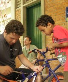 Escolas de Bicicletas em SP