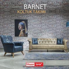 Barnet Modern Koltuk Takımının şıklığı evinize çok yakışacak! #Modern #Furniture #Mobilya #Barnet #Koltuk #Takımı #Sönmez #Home Chaise Sofa, Reclining Sofa, Couch, Living Room Sofa Design, Home Modern, Classic Sofa, Crowley, Sofa Set, Chester