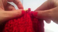 Menguado simple. sl1-k1-psso = slip 1, knit 1, pass slip stitch over = deslizar 1 punto, tejer 1 punto derecho, pasar el punto deslizado por encima del punto tejido