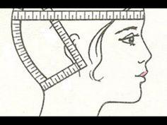 #5. Снятие мерок с головы - YouTube