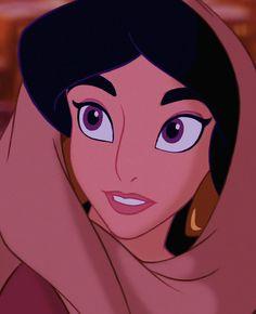 Princess Jasmine (Aladdin) (c) Disney Disney Dream, Cute Disney, Disney Girls, Disney Art, Princesa Disney Jasmine, Disney Princess Jasmine, Disney And Dreamworks, Disney Pixar, Disney Characters