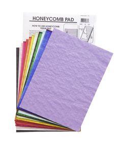 Honeycomb Paper Kit