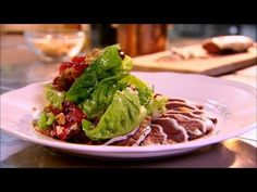 How to Home Cure Duck Ham - Raymond Blanc's Kitchen Secrets - Series 2 - BBC Food