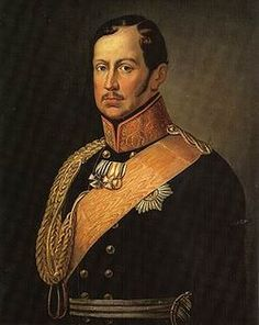 Frederick William III was king of Prussia from 1797 to 1840. He ruled Prussia during the difficult times of the Napoleonic wars and the end of the old German Empire.