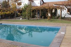 Casa Pando Bed and Wine - Pool. #Colchagua