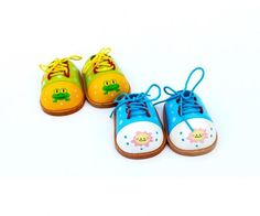 Montessori Lace-up Shoes