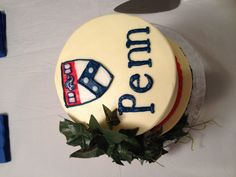 UPenn cake! #graduation