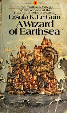 A Wizard of Earthsea: Great product! Books For Teens, Teen Books, A Wizard Of Earthsea, Ursula, Novels, Fantasy, Dragon, Google Search, Food