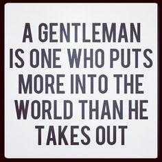 gentlemen quotes - Pesquisa do Google