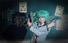 . Anime : Assassination Classroom Character : Kaede Kayano Coser : @飞鸟呆然   Asuka…