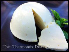 Mozzeralla made in the thermomix