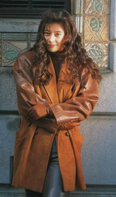 Compact Disc, Leather Gloves, Japan, Women, Style, Fashion, Swag, Moda, Fashion Styles