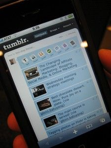 5 tips & tricks to build your brand using Tumblr