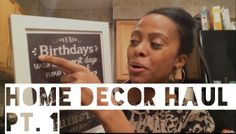Home decor haul on the channel!! Be sure to subscribe!! https://www.youtube.com/user/itsmeladyg