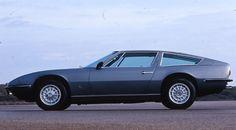 Maserati Indy 4.9  1972-1975