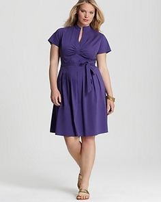 4cf26e1a7ca Tahari Woman Plus Roma Dress Women - Plus - Dresses - Bloomingdale s. Date  DressesPlus DressesFirst ...