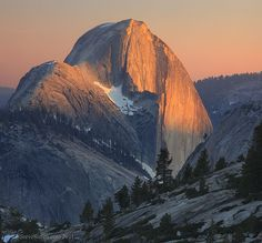 Half Dome Yosemite by Steve Sieren Photography, via Flickr