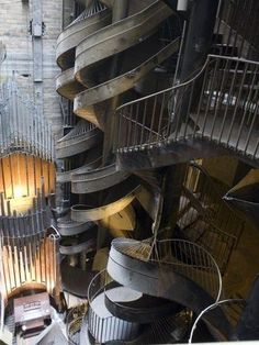 One of my favorite places. A must when you are in the city! City Museum, Saint Louis