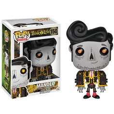 The Book of Life Manolo Remembered Pop! Vinyl Figure - Funko - Book of Life - Pop! Vinyl Figures at Entertainment Earth