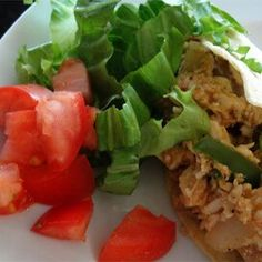 Easy Chicken Taco Filling Chicken Ranch Tacos, Chicken Taquitos, Homemade Tamales, Easy Shredded Chicken, Tamale Recipe, Taco Fillings, Leftover Rotisserie Chicken, Beef Stew Meat, Stuffed Banana Peppers