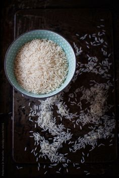 Basmati Rice by Federica Di Marcello | Stocksy United