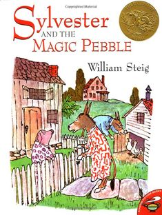 Sylvester and the Magic Pebble: William Steig, James Earl Jones: 9781442435605: Amazon.com: Books