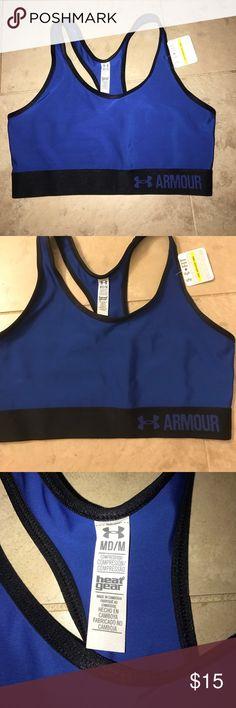 New under armour sports bra🆕💪🏼 Under armour sports bra NWT Under Armour Tops