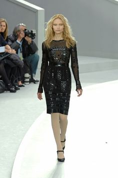 Chanel | Fall 2008 Ready-to-Wear Collection | Natasha Poly